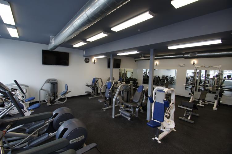 Gym Facility Bloomsburg Pa Student Housing